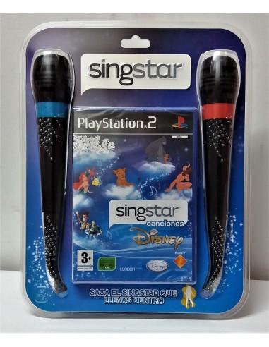 SingStar: Canciones Disney - PlayStation 2