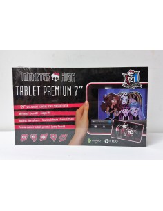 "Tablet Premium 7"" Monster High"