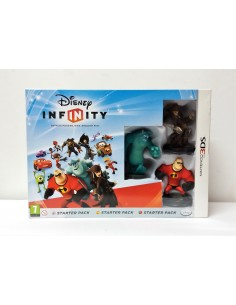 Disney Infinity: Starter Pack - Nintendo 3DS