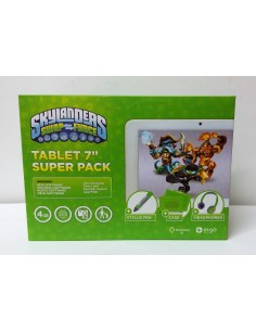 "Tablet 7"" Super Pack Skylanders Swap Force"