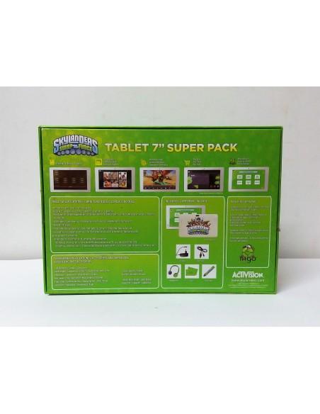 """Tablet 7"""" Super Pack Skylanders Swap Force"""