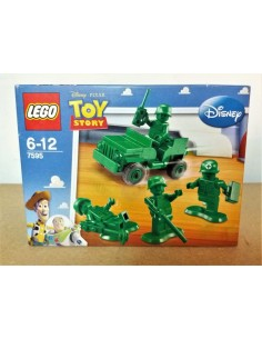 7595 Army Men on Patrol - LEGO Toy Story