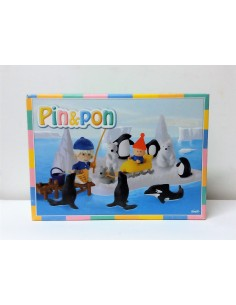 Pin&Pon: Polo Norte - Famosa