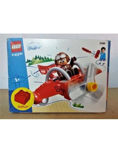 3586 Stunt Plane - Explore LEGO DUPLO
