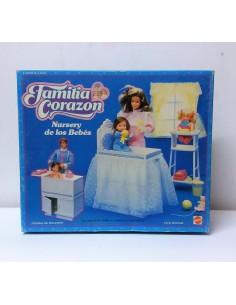 Familia Corazón: Nursery de los Bebés - Mattel