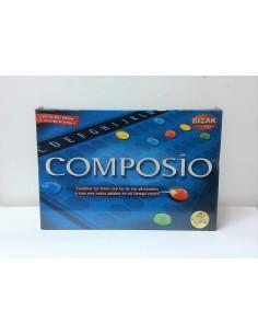 Juego de Mesa: Composio - Bizak
