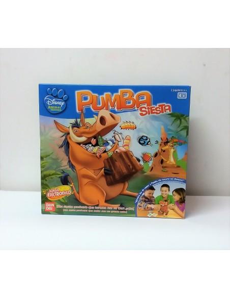 Juego de Mesa: Pumba Siesta - Bizak