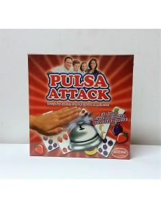 Juegos de Mesa: Pulsa Attack - Bizak
