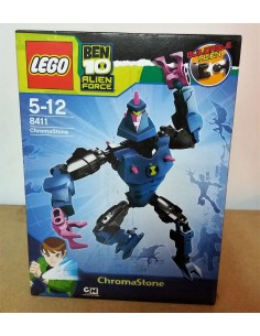 8411 ChromaStone - BEN10 Alien Force - LEGO