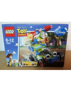 7590 Buzz y Woody al rescate - LEGO Toy Story