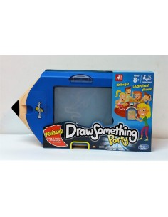 Juego de Mesa: Draw Something Party - Hasbro