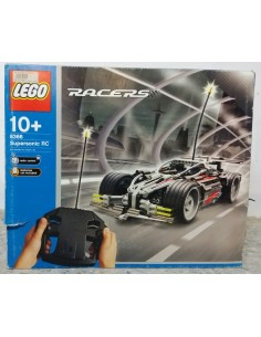 8366 Supersonic RC - LEGO Technic RACERS