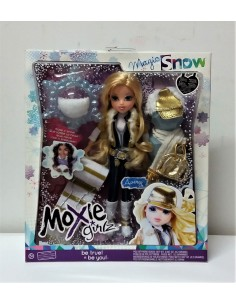 Muñeca - Moxie Girlz: Magic Snow (Avery) - MGA Entertainment