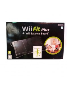 WII FIT PLUS+WII BALANCE BOARD