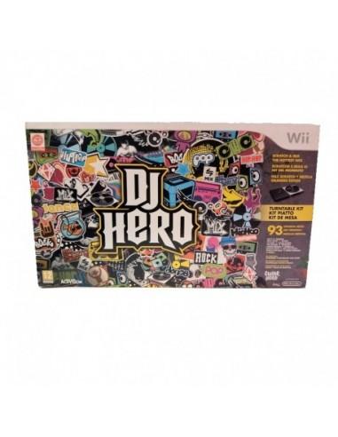 WII: DJ HERO - Nintendo WII