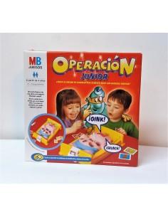 Juego de Mesa - Operación: Junior - MB Juegos