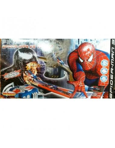 SPIDERMAN FINAL FIGHT - Majorette