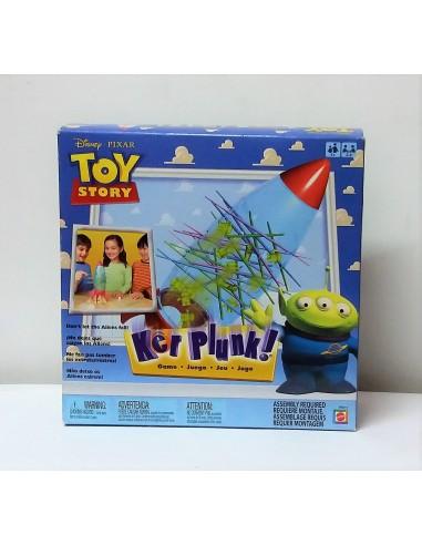 Juego de Mesa: Ker Plunk! - Toy Story - Mattel