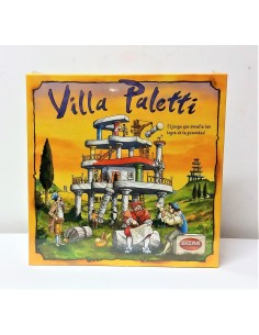 Juego de Mesa: Villa Paletti - Bizak