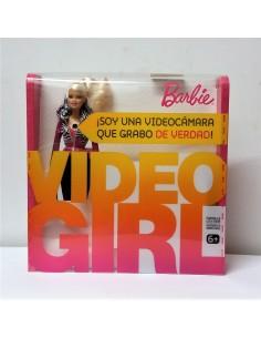 MUÑECA - Barbie: Con videocámara - Mattel