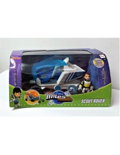 Miles of Tomorrow. Scout Rover - IMC Toys