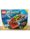 8075 Neptune Carrier - LEGO Atlantis