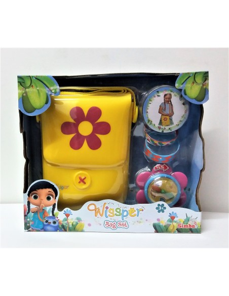 Wissper - Bag Set - Simba