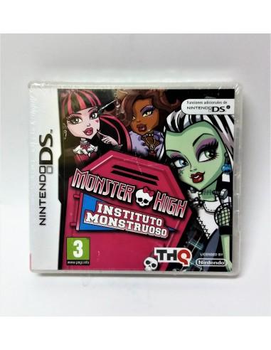 Monster High: Instituto Monstruoso - Nintendo DS