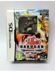 Bakugan: Defensores de la Tierra - Nintendo DS