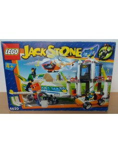 4620 Weather Research Center - LEGO Jack Stone