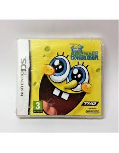 Bob Esponja: Atrapados en el Conjelador - Nintendo DS