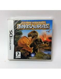 Combate de Gigantes Dinosaurios - Nintendo DS