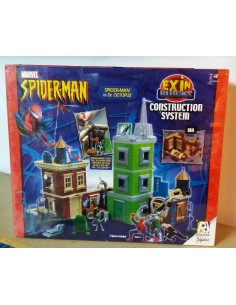 EXIN BLOCKS-SPIDERMAN VS. DR.OCTOPUS