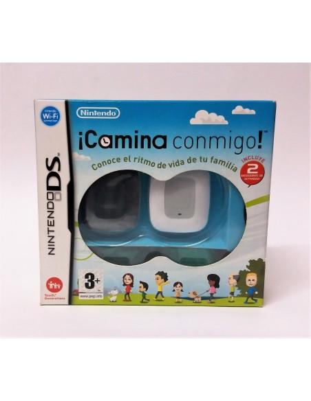 ¡Camina conmigo! - Nintendo DS