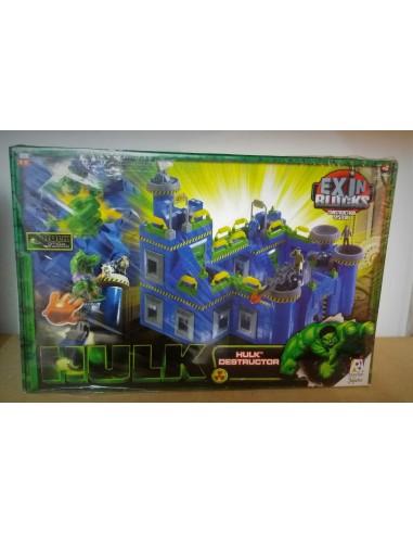 EXIN BLOCKS-Hulk Destructor-construcion sistem
