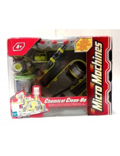 MicroMachines: Chemical Clean-Up - Hasbro