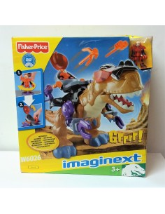 IMAGINEXT - Mega T-Rex - Fisher Price