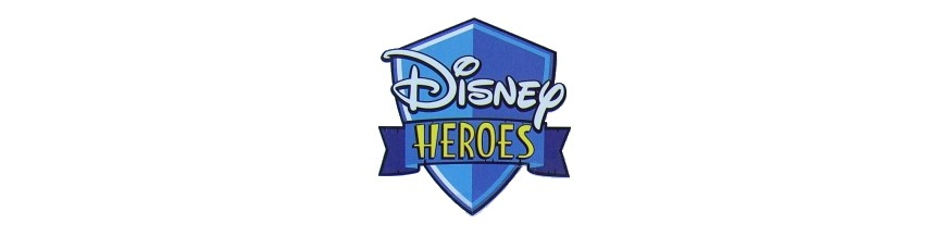 Juguetes Disney - Disney Heroes collection, Famosa - comprar